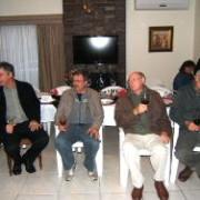 Dr Piet, Isak, Jan en Neels.