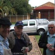 Ds Jan, Sarel en Piet