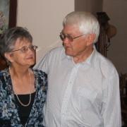 Leon en Barbara se 50e huweliksherdenking